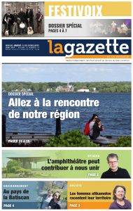 gazette de la Mauricie juin 2017