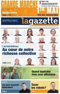 Gazette mai 2017