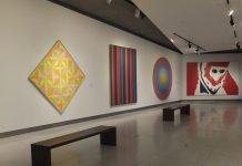 Art contemporain Claude Tousignant