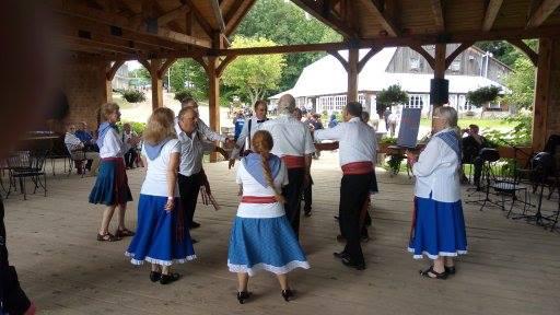 danse folklorique québec