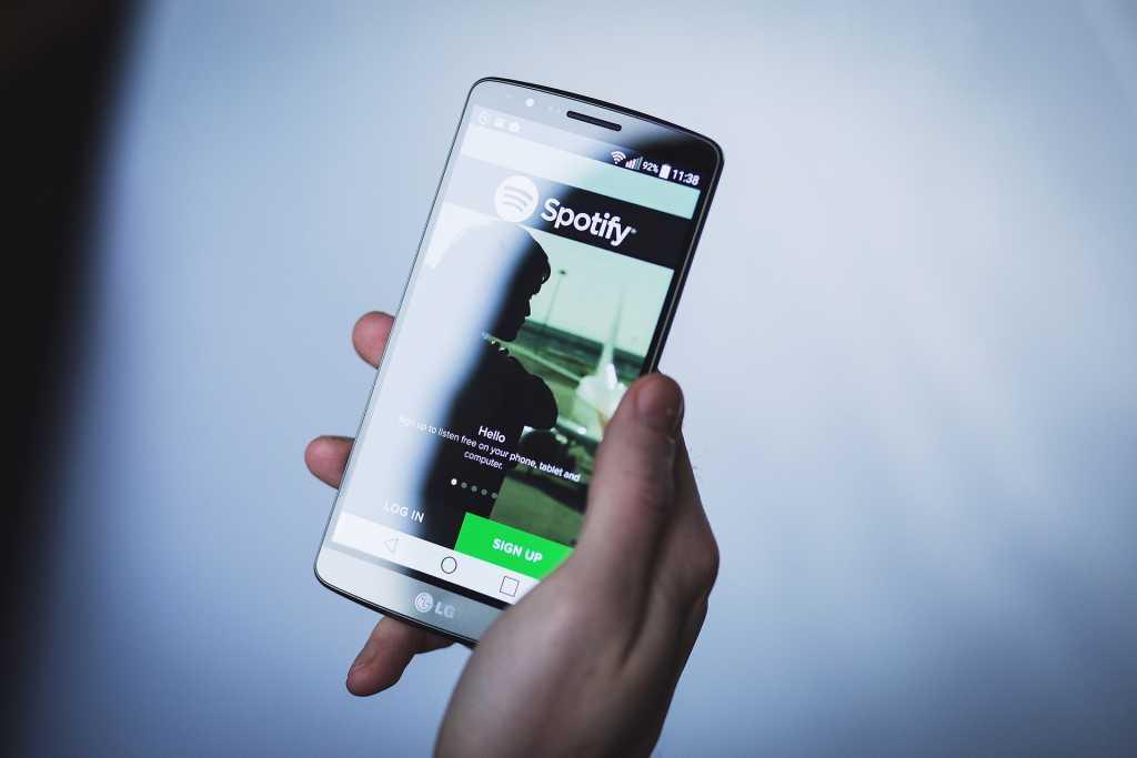 spotify musique données